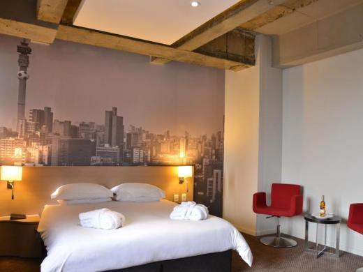 Reef Hotel - Johannesburg