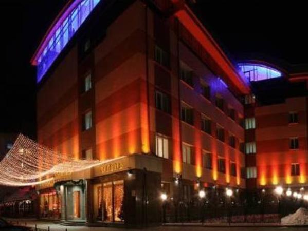 Richmond Hotel Yekaterinburg