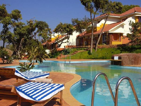 Nirvana Hermitage Resort Goa