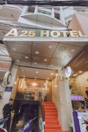 A25 Hotel - 13 Bui Thi Xuan Ho Chi Minh City