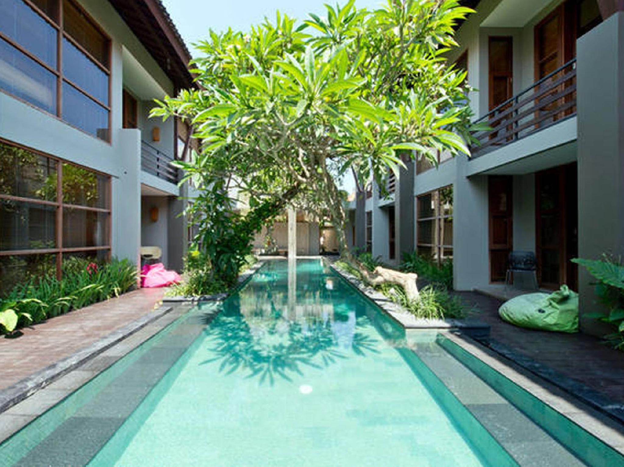 Casa Bidadari Suite And Apartment