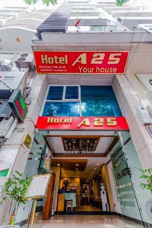 A25 Hotel Phan Chu Trinh Hanoi