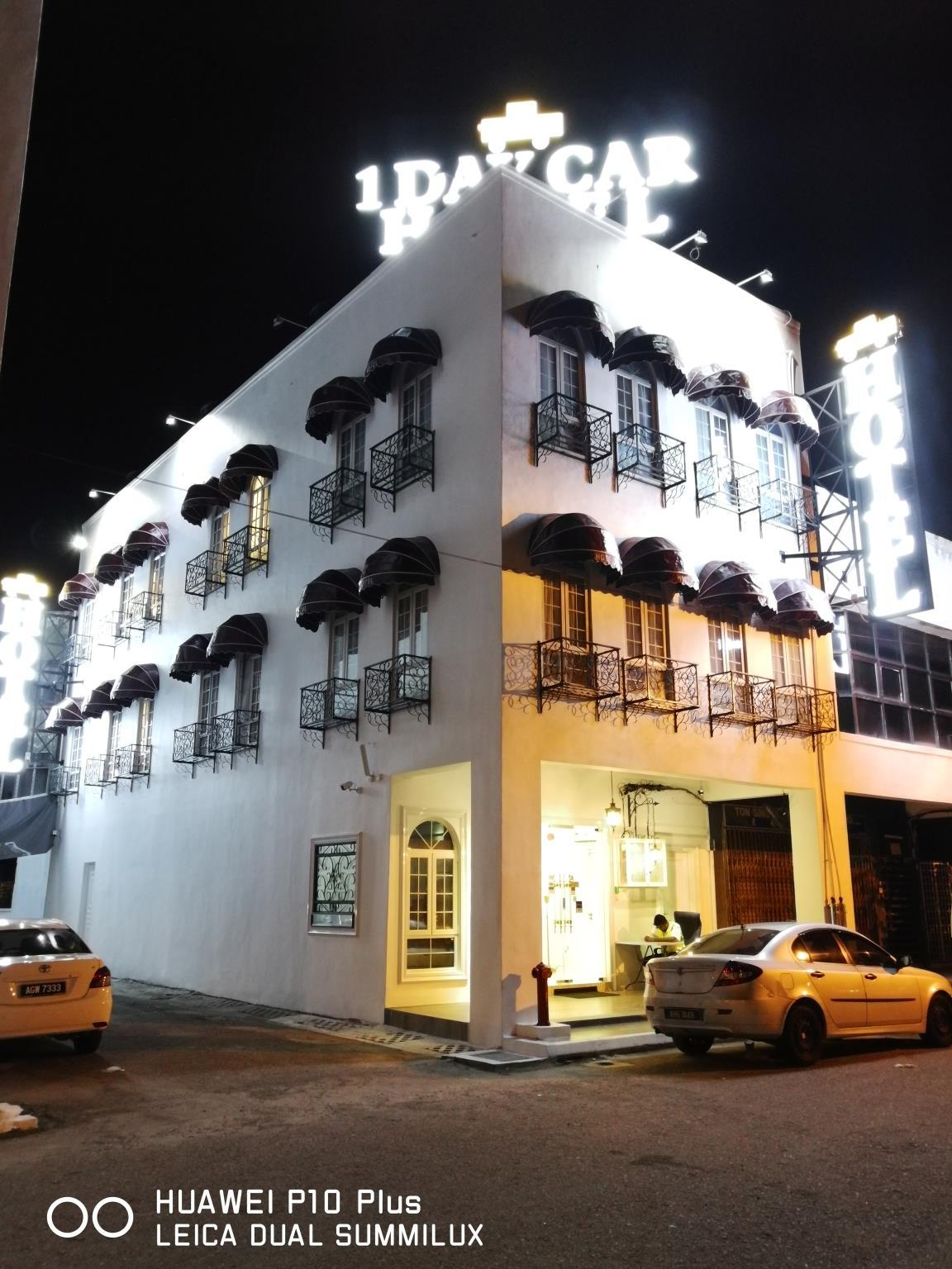 1 Day Car Hotel