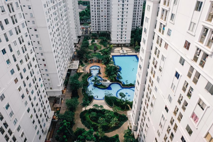 Studio Green Palace Apartment 5