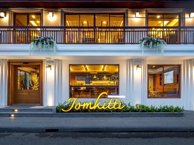 จอมกิตติ บูทิก โฮเต็ล – Jomkitti Boutique Hotel