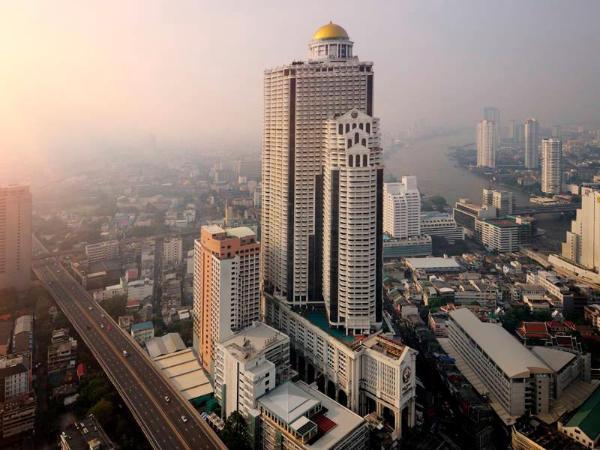 River View Room at State Tower Bangkok