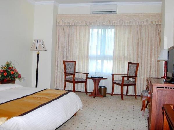 Thien Hai Hotel Lao Cai City
