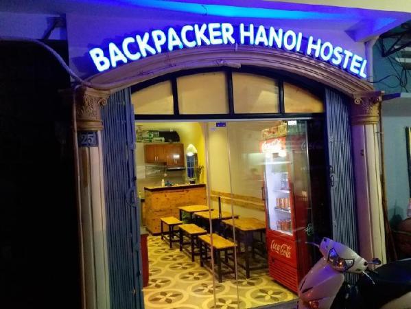 Backpacker Hanoi Hostel Hanoi