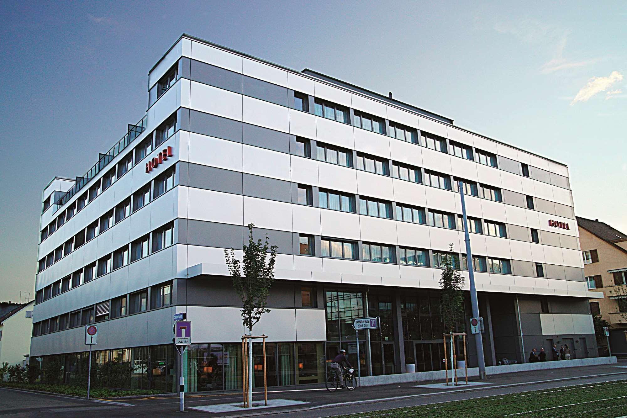 H+ Hotel Z�rich