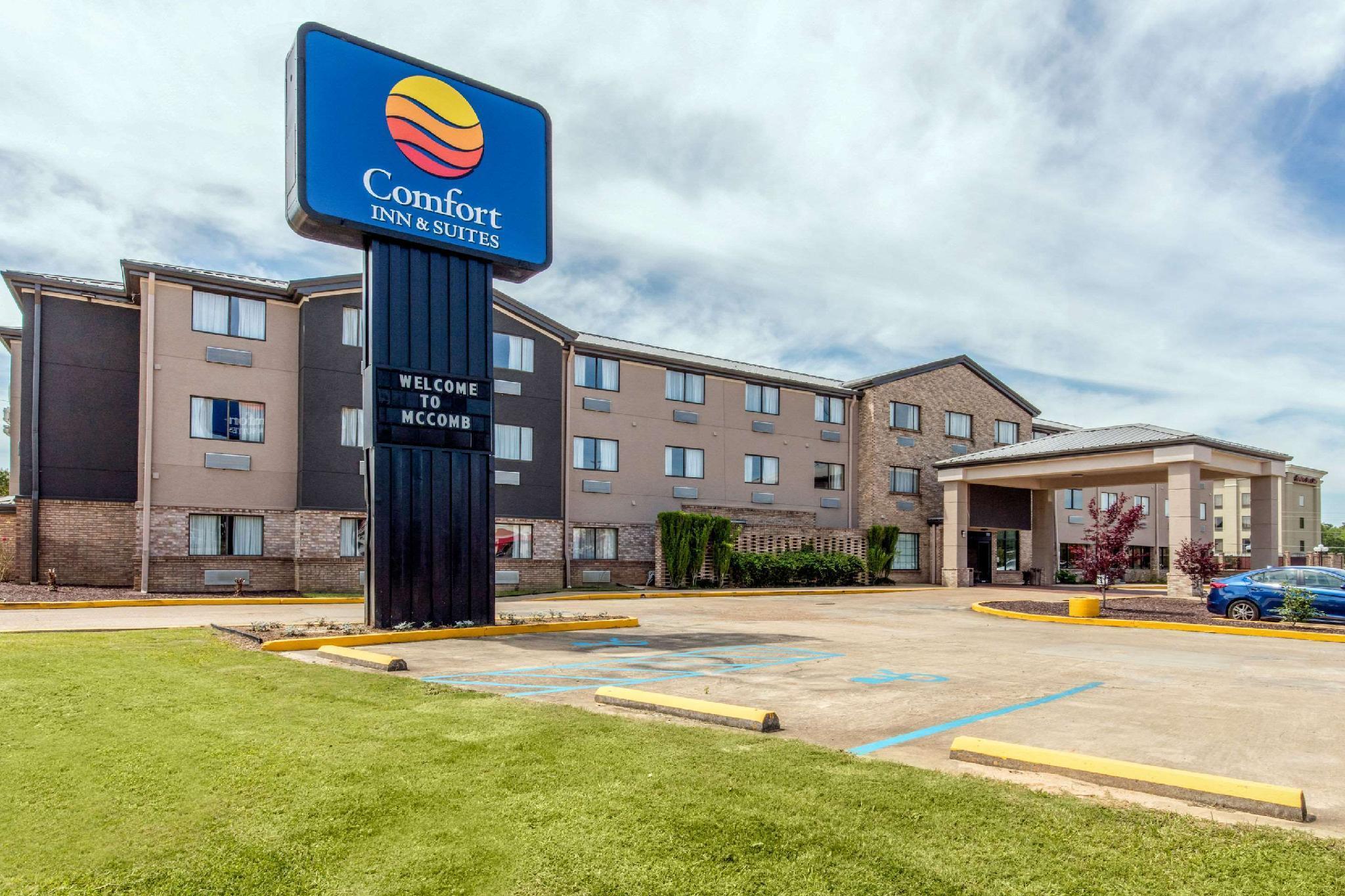 Comfort Inn And Suites McComb