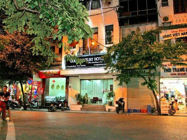 Golden Luxury Hotel - Old Quarter Hanoi