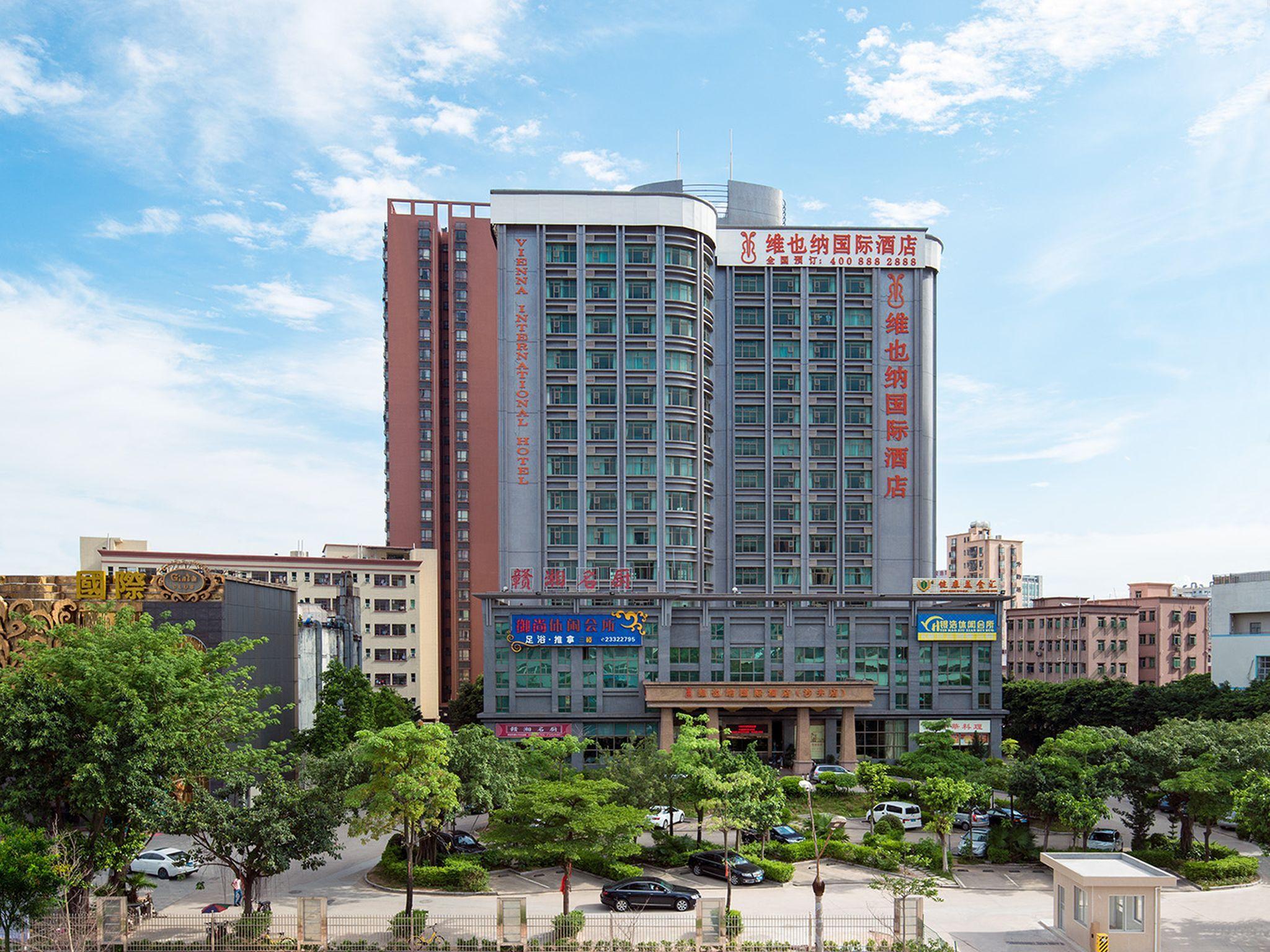 Vienna Hotel Shajing