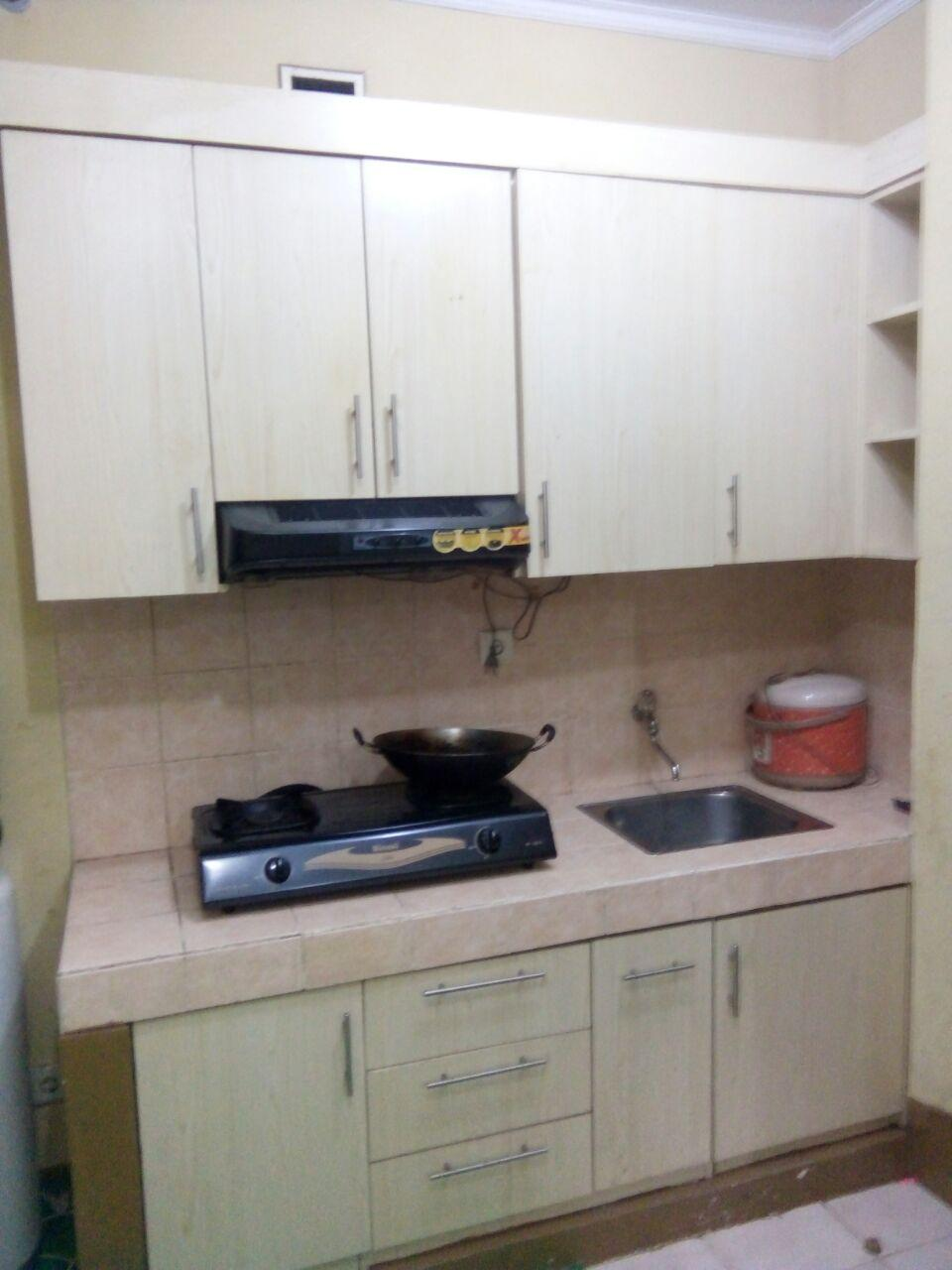 1 BR Apartment Mediterania Gajah Mada   Room 13