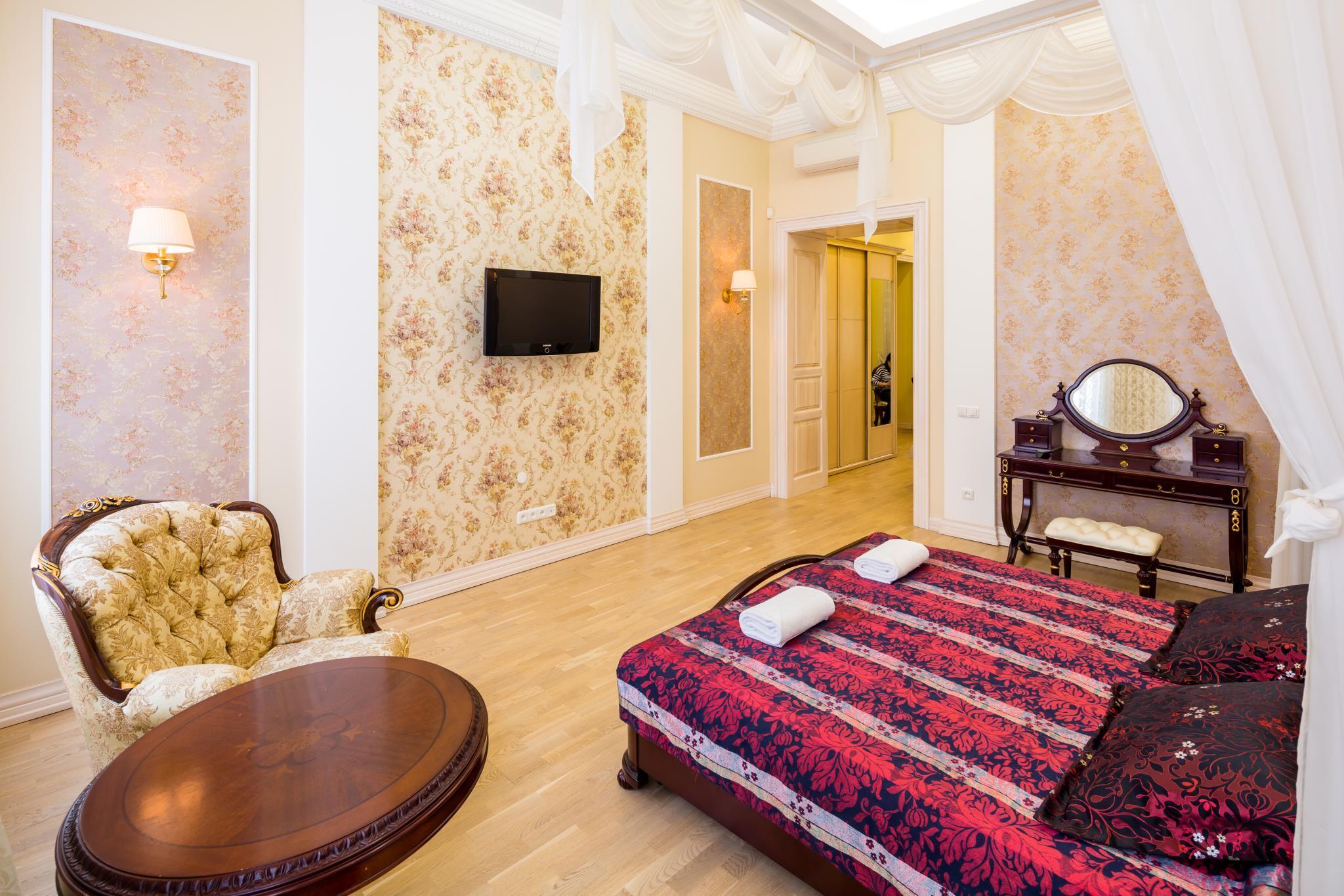 One Bedroom Apartment On Svobody Ave. 31  V.I.P.