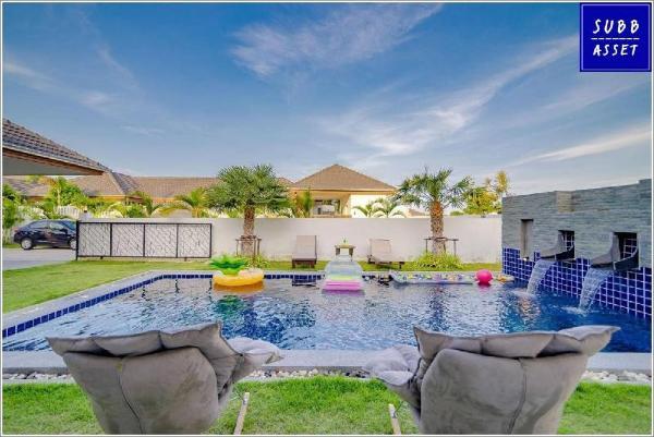 PoolVilla with 4 bedroom | Milpool Villa Huahin Hua Hin