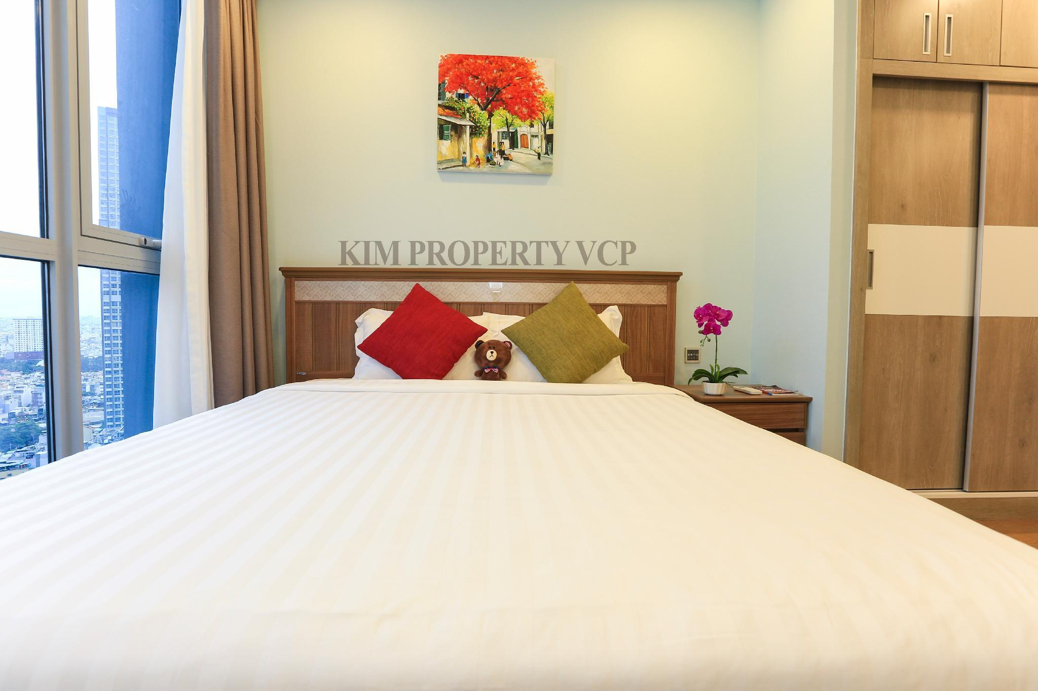 Kim Properties Vinhomes Central Park 1