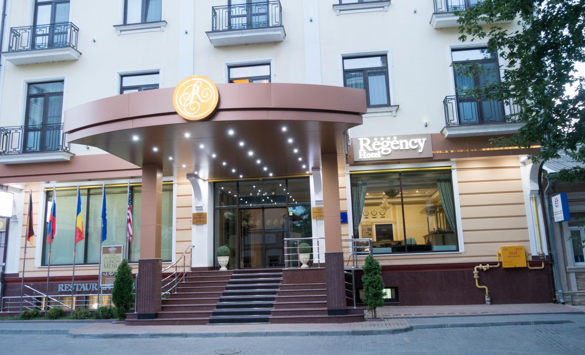 Regency Hotel Chisinau