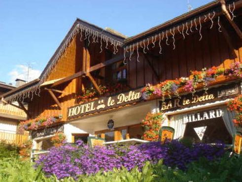 Hotel Et Spa Le Delta