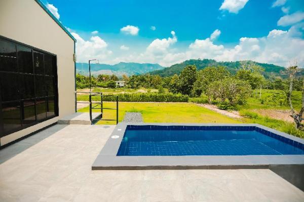 ChaOm pool villa ชะอม พูลวิลล่า Khao Yai