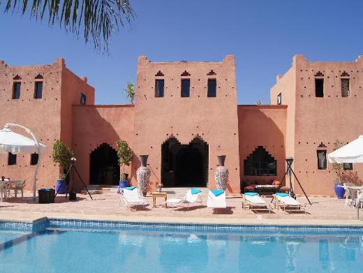 Kasbah Chwiter Hotel