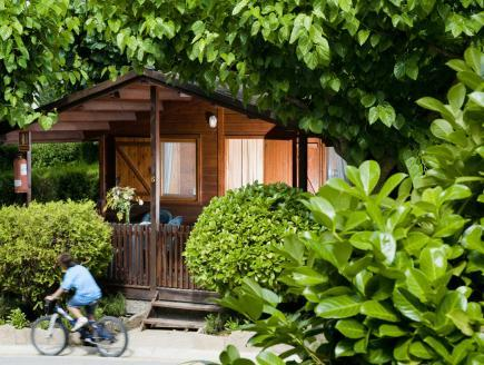 Bungalows   Camping El Solsones