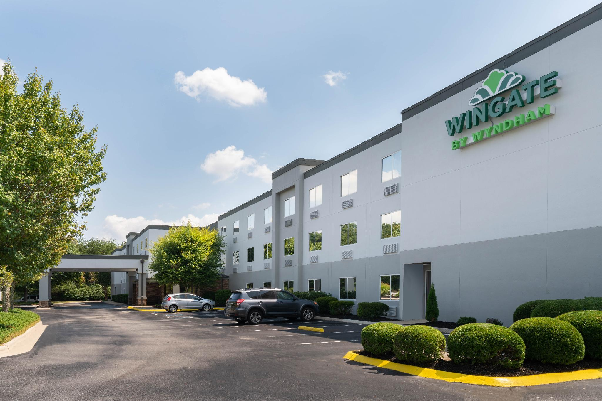 Wingate By Wyndham Fletcher At Asheville Airport