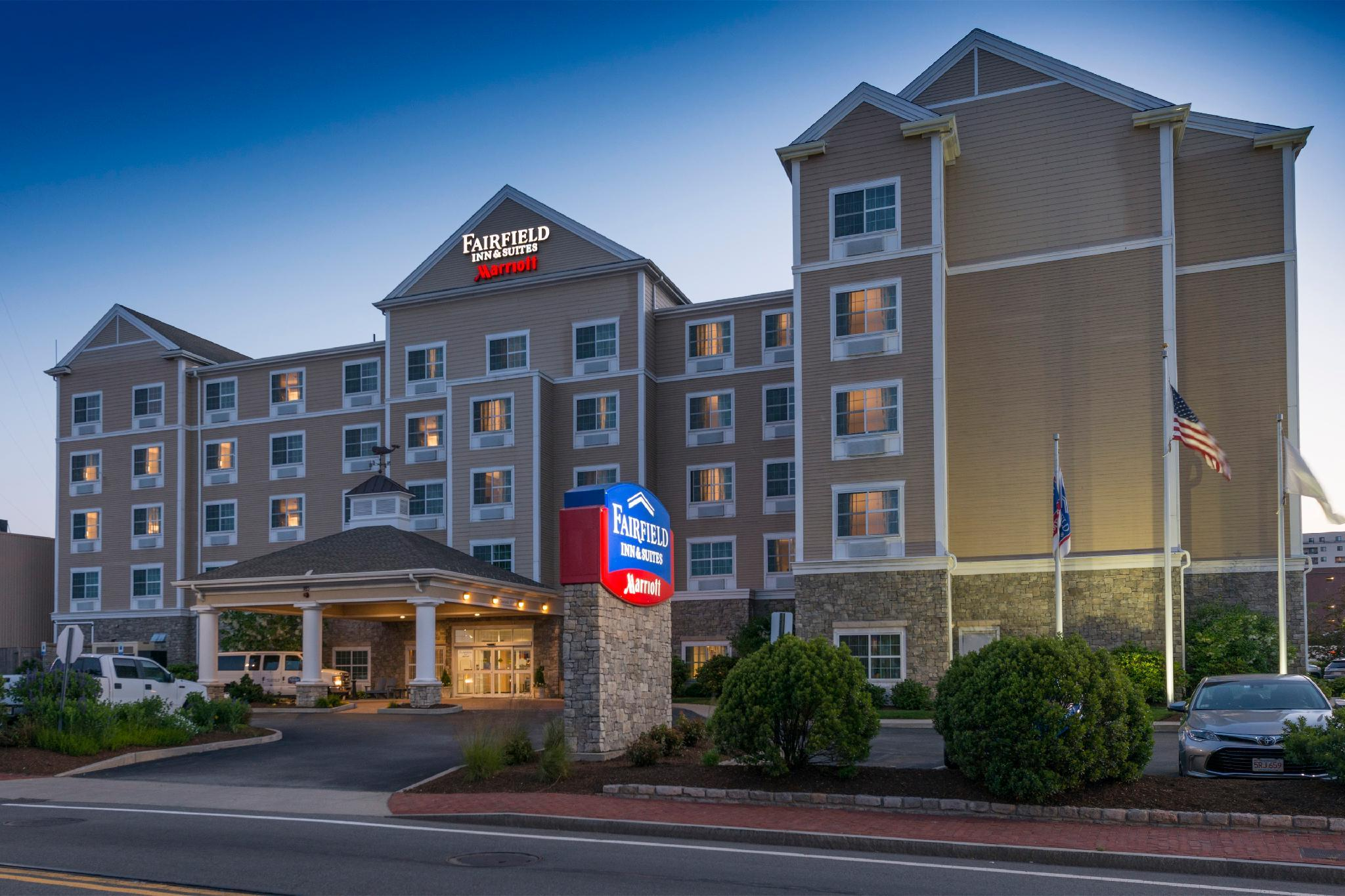 Fairfield Inn And Suites New Bedford