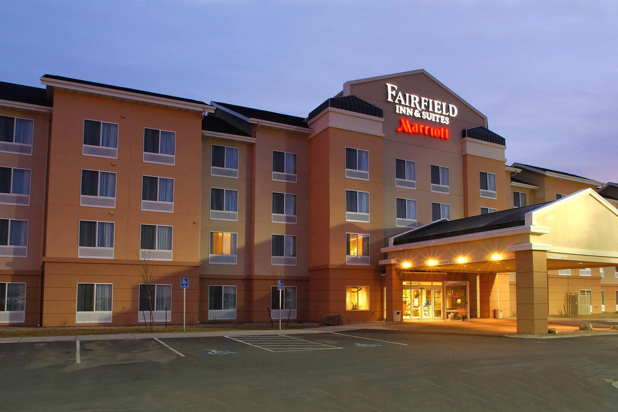 Fairfield Inn And Suites Rapid City
