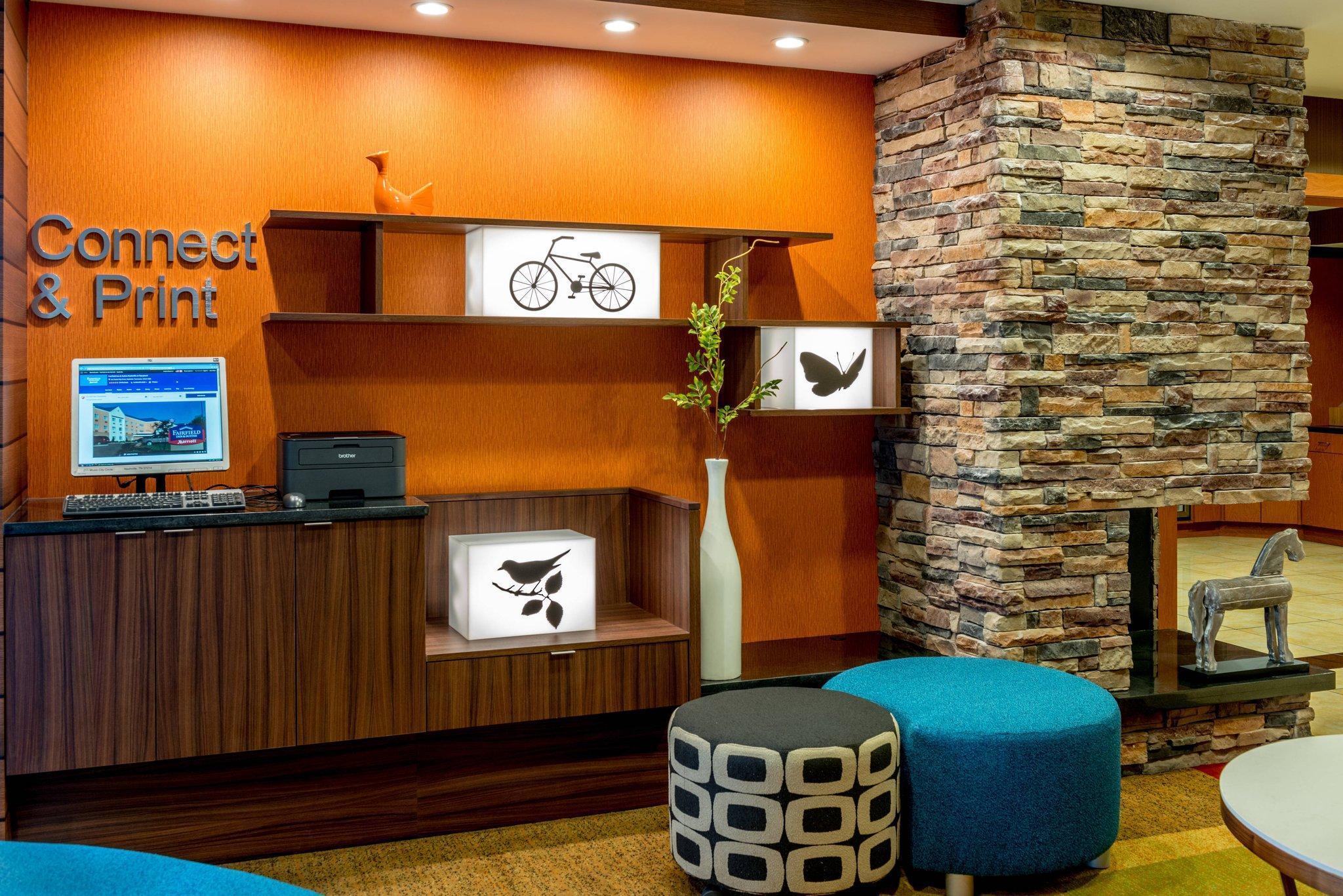 Fairfield Inn & Suites Nashville At Opryland
