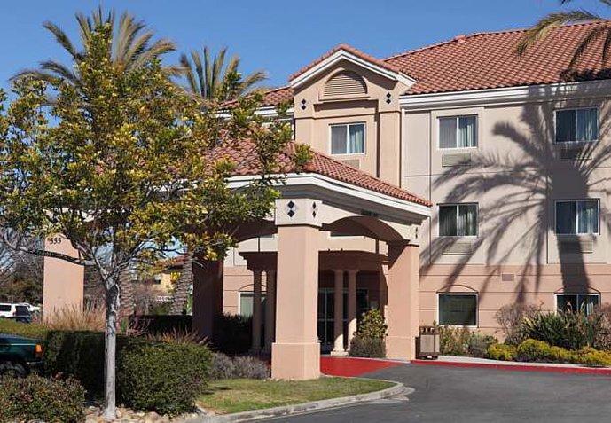 Fairfield Inn And Suites San Francisco San Carlos