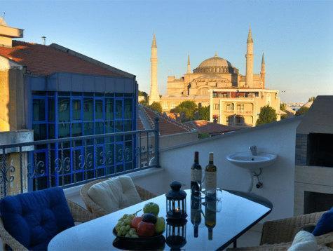 Aparts Sultanahmet