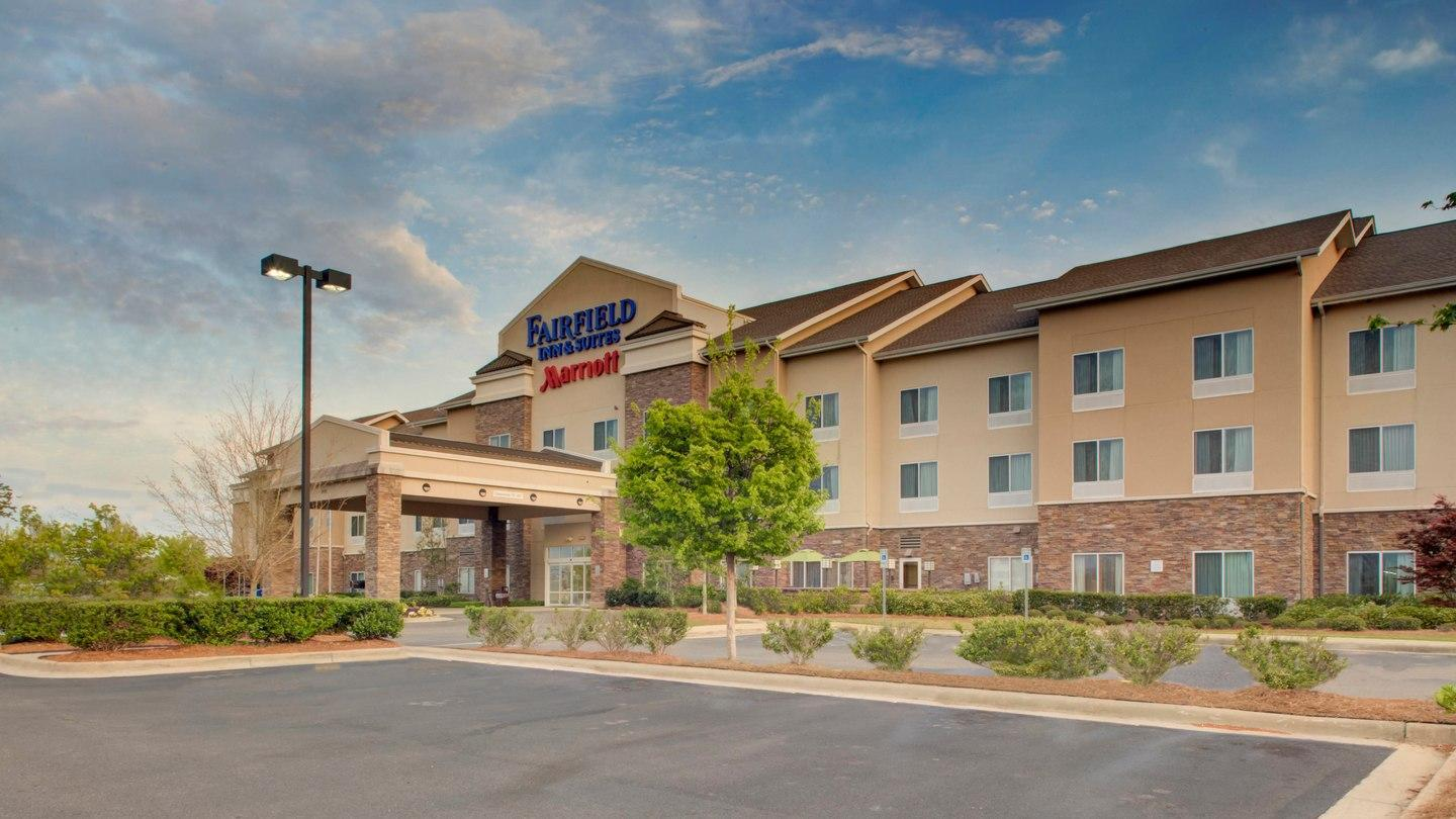 Fairfield Inn And Suites Montgomery EastChase Parkway