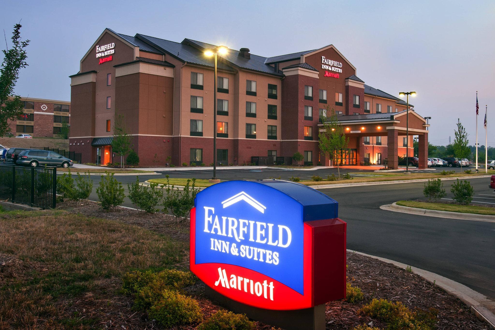 Fairfield Inn And Suites Charlotte Matthews