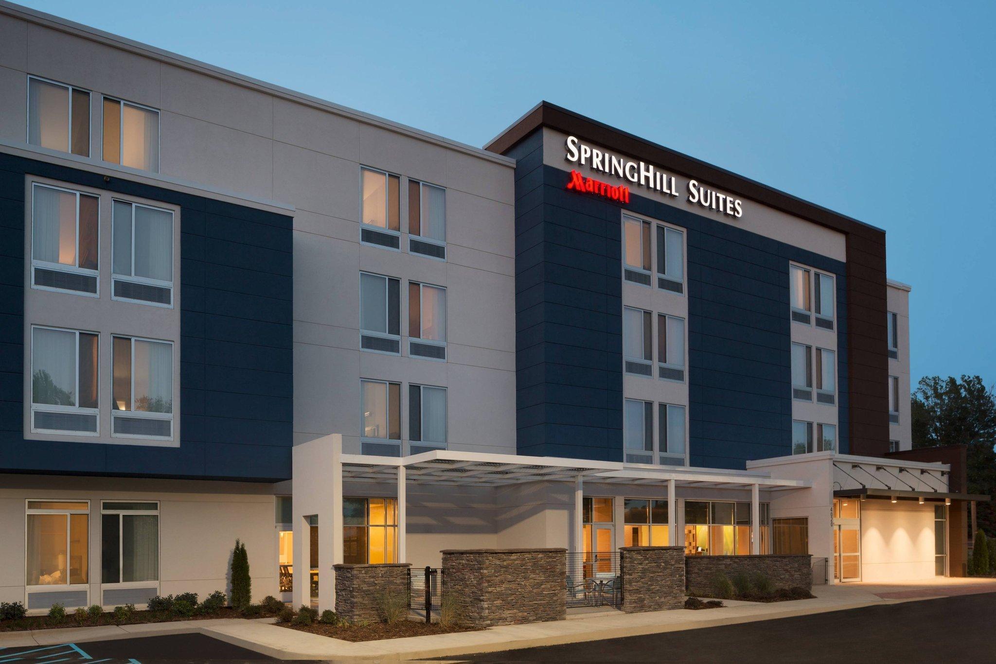 SpringHill Suites Tuscaloosa