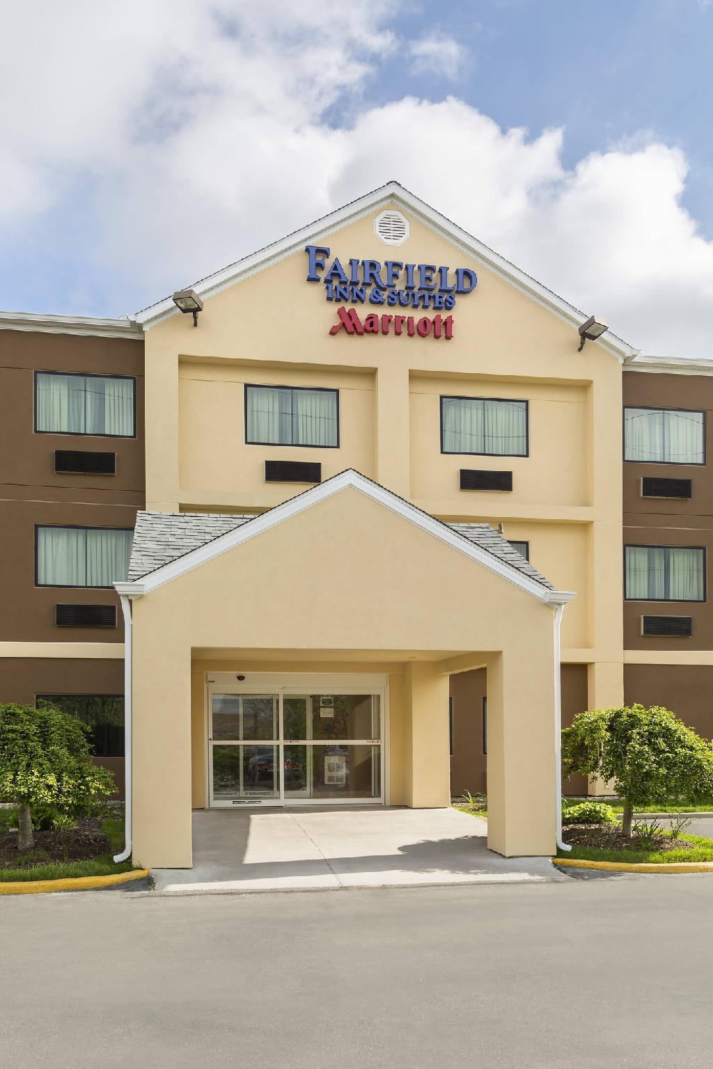 Fairfield Inn And Suites Springfield