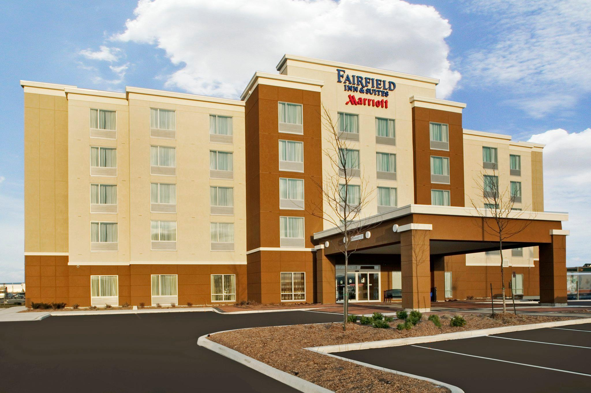 Fairfield Inn And Suites By Marriott Toronto Mississauga