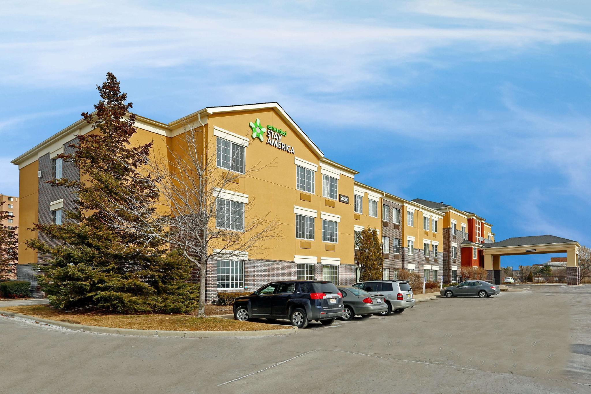 Extended Stay America Southfield Northwestern Hwy