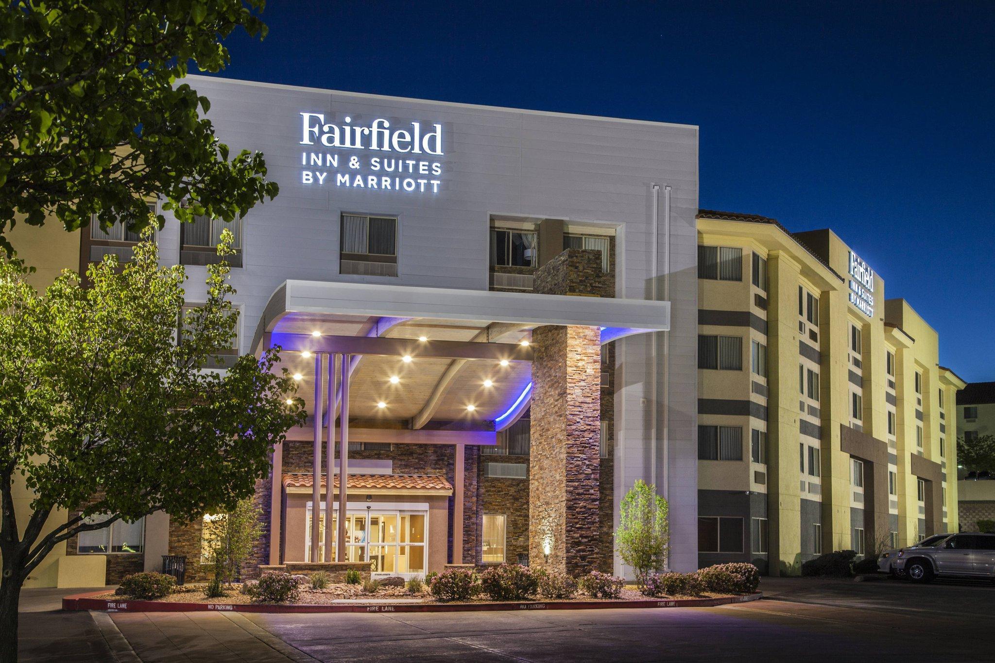 Fairfield Inn And Suites Albuquerque Airport