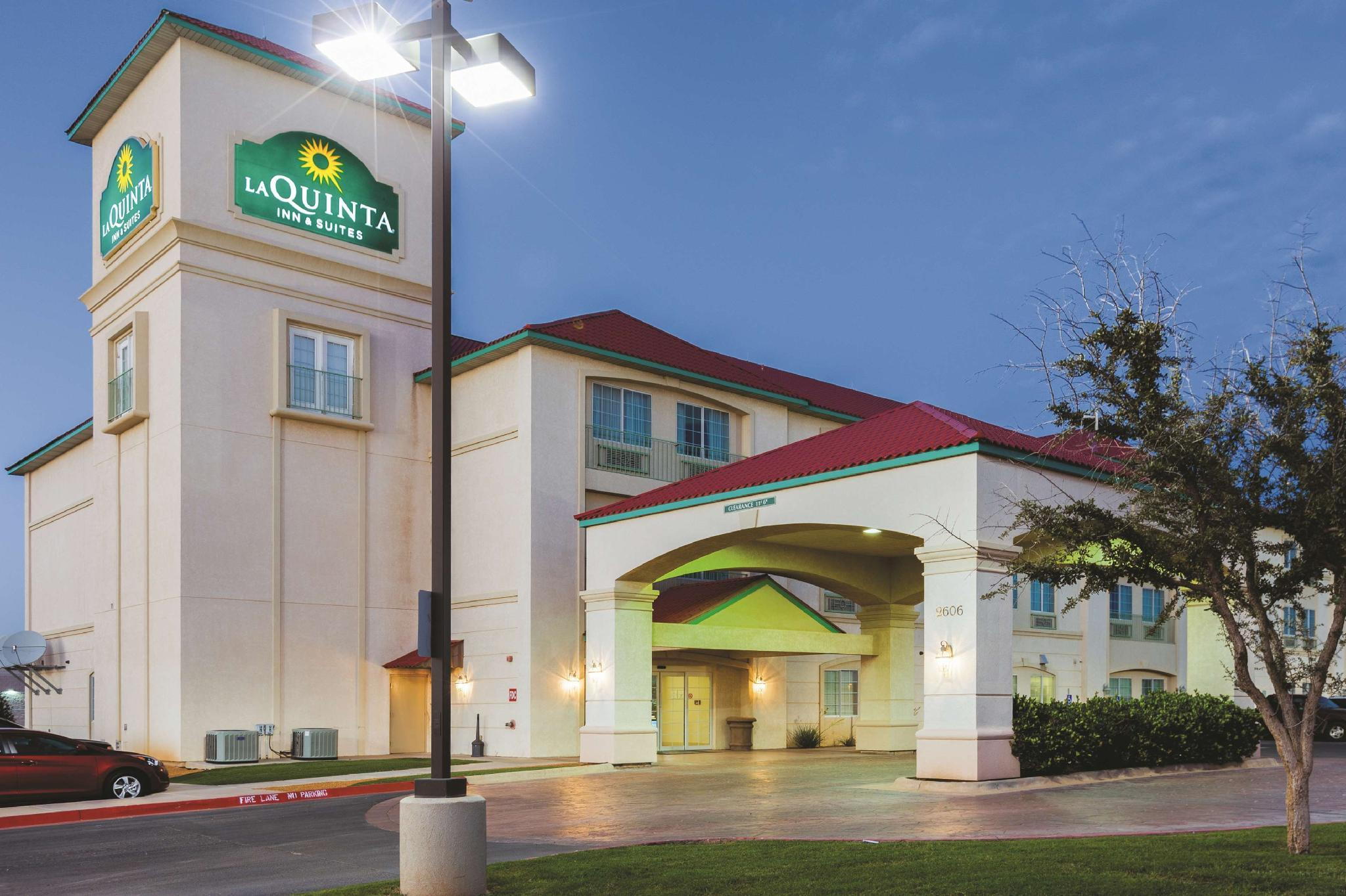 La Quinta Inn And Suites Midland North