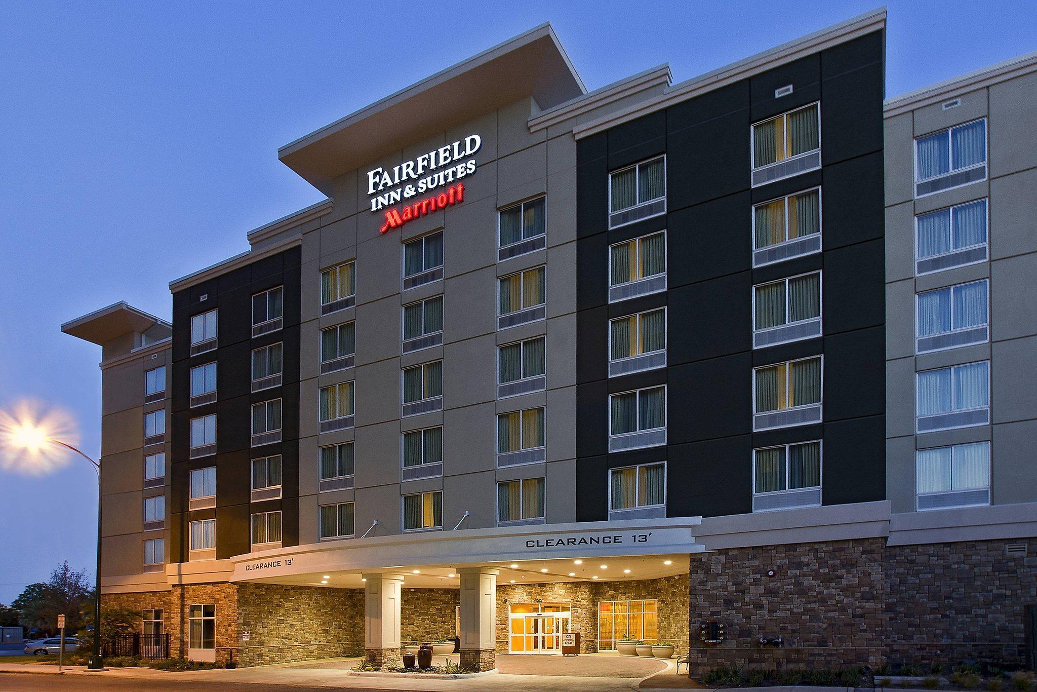 Fairfield Inn And Suites San Antonio Alamo Plaza Convention Center