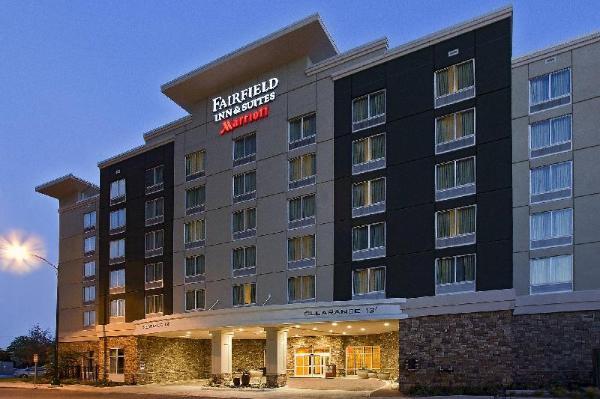Fairfield Inn & Suites San Antonio Alamo Plaza/Convention Center San Antonio