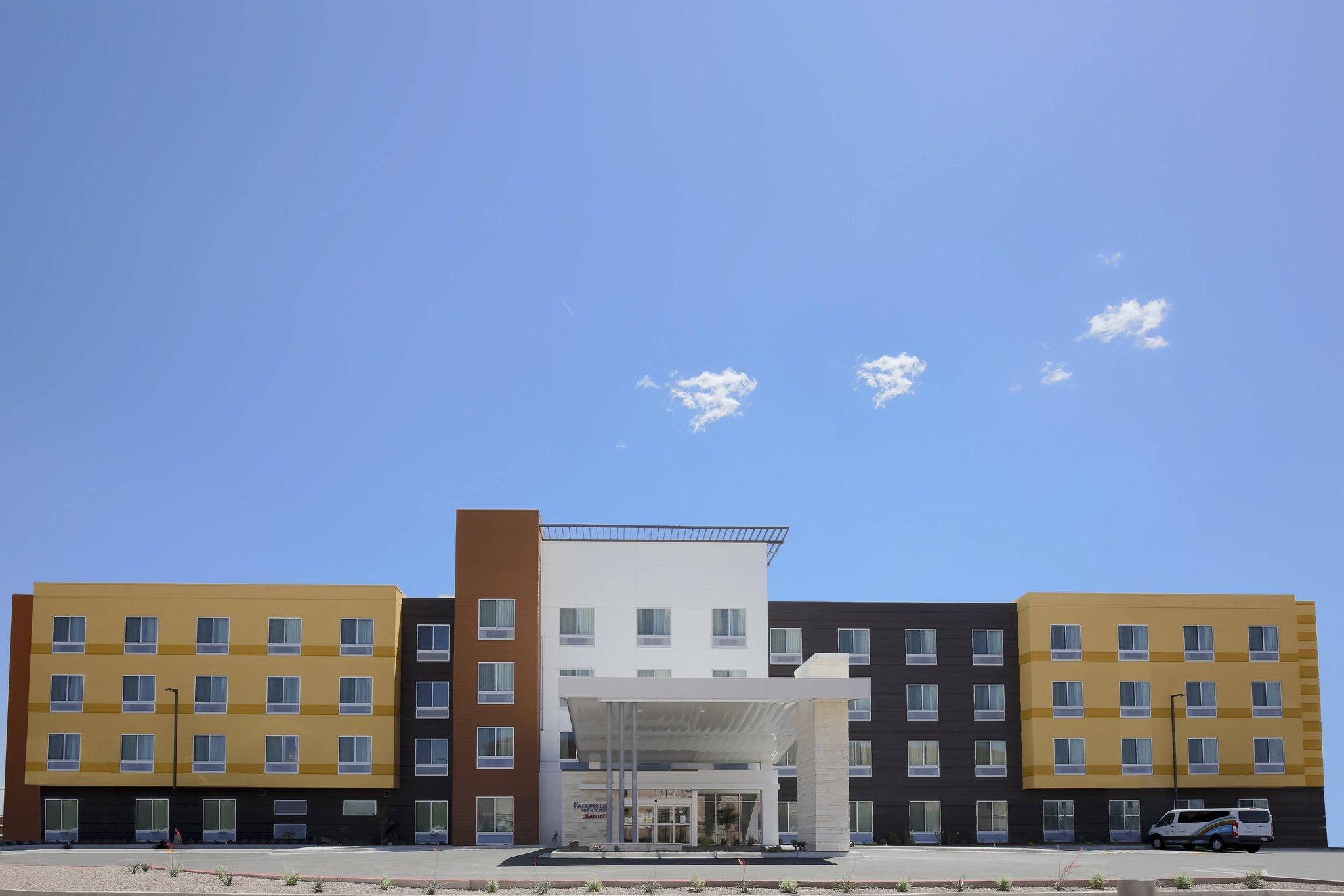 Fairfield Inn And Suites El Paso Airport
