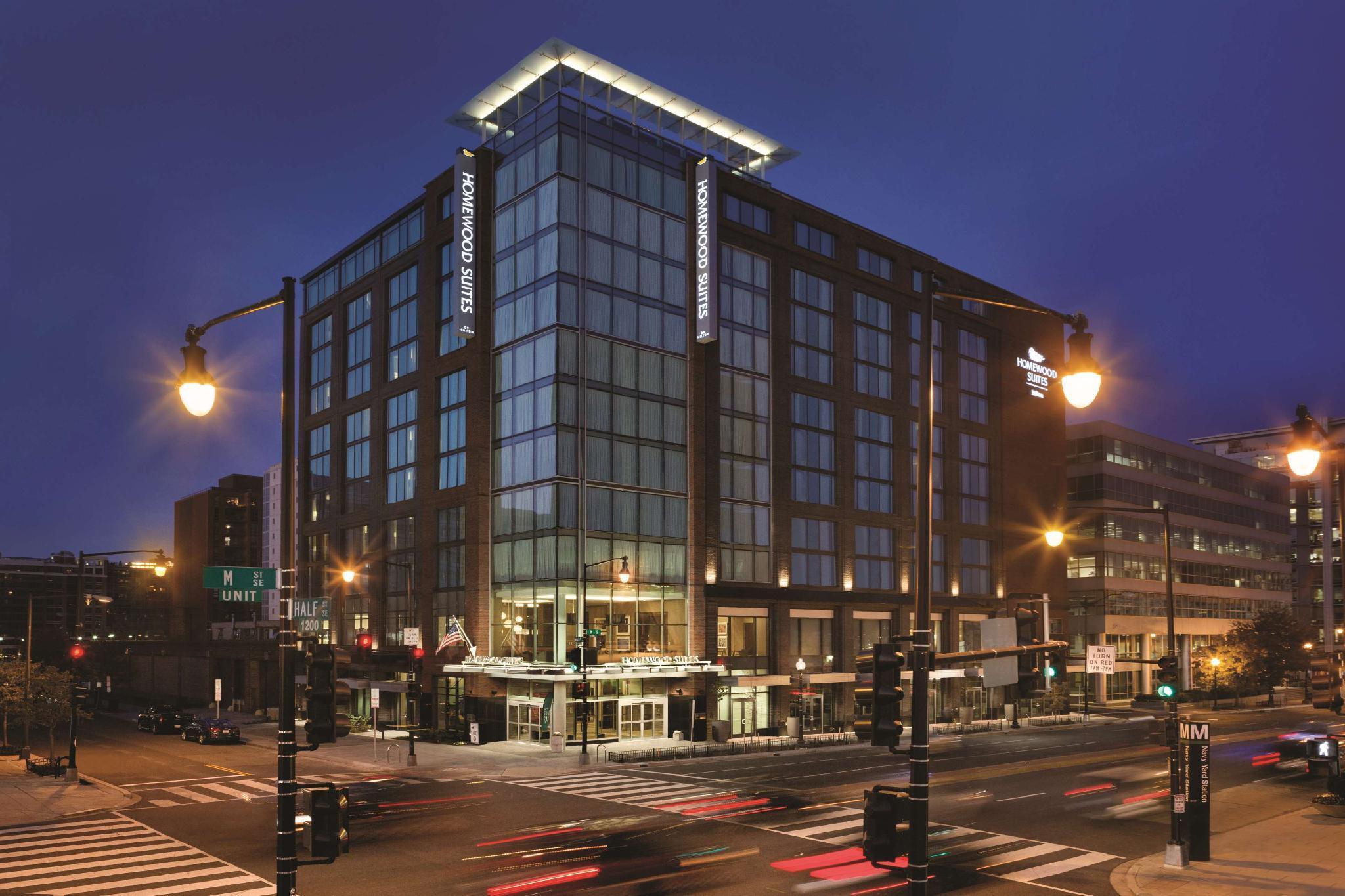 Homewood Suites By Hilton Washington DC Capitol Navy Yard
