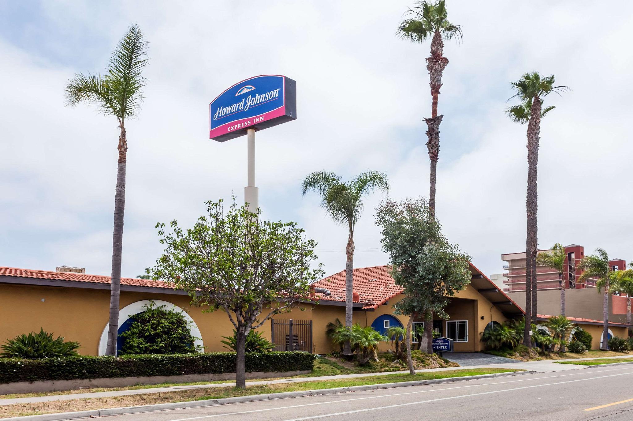 Howard Johnson By Wyndham National City San Diego South