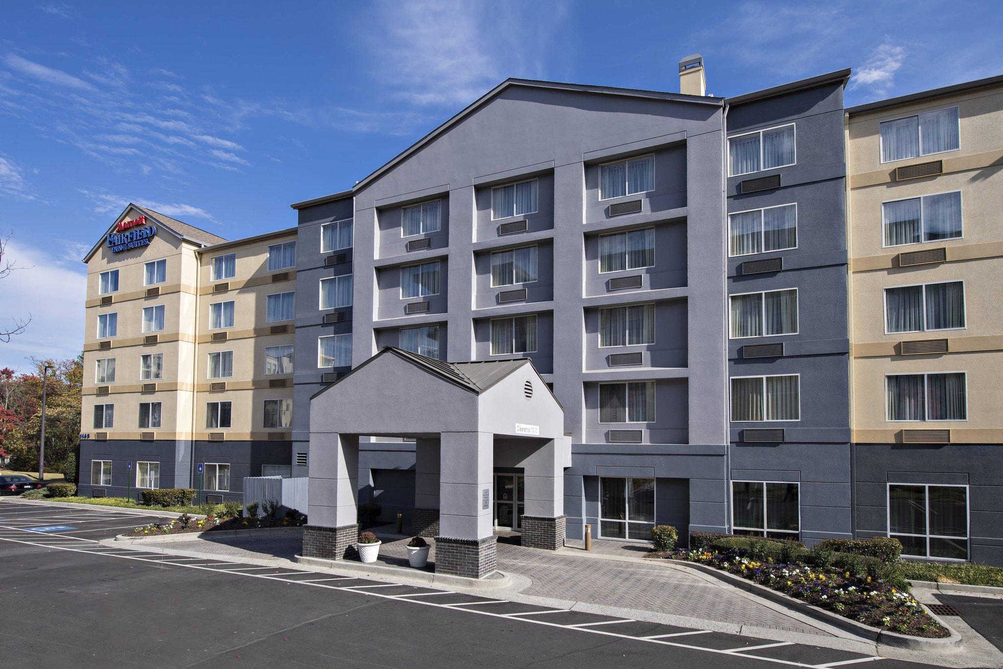 Fairfield Inn And Suites Atlanta Perimeter Center