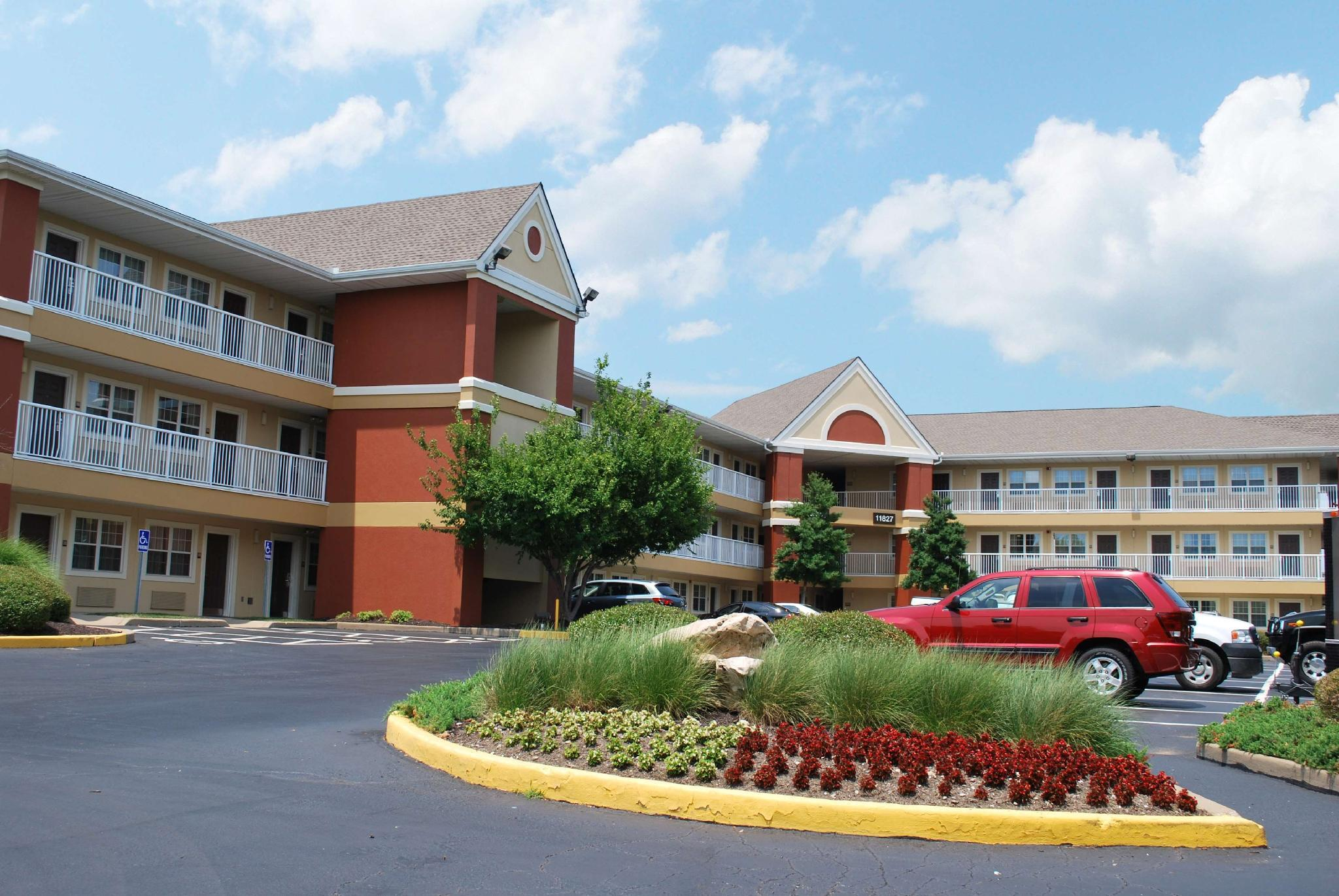 Extended Stay America   St. Louis   Westport   East Lackland Rd.