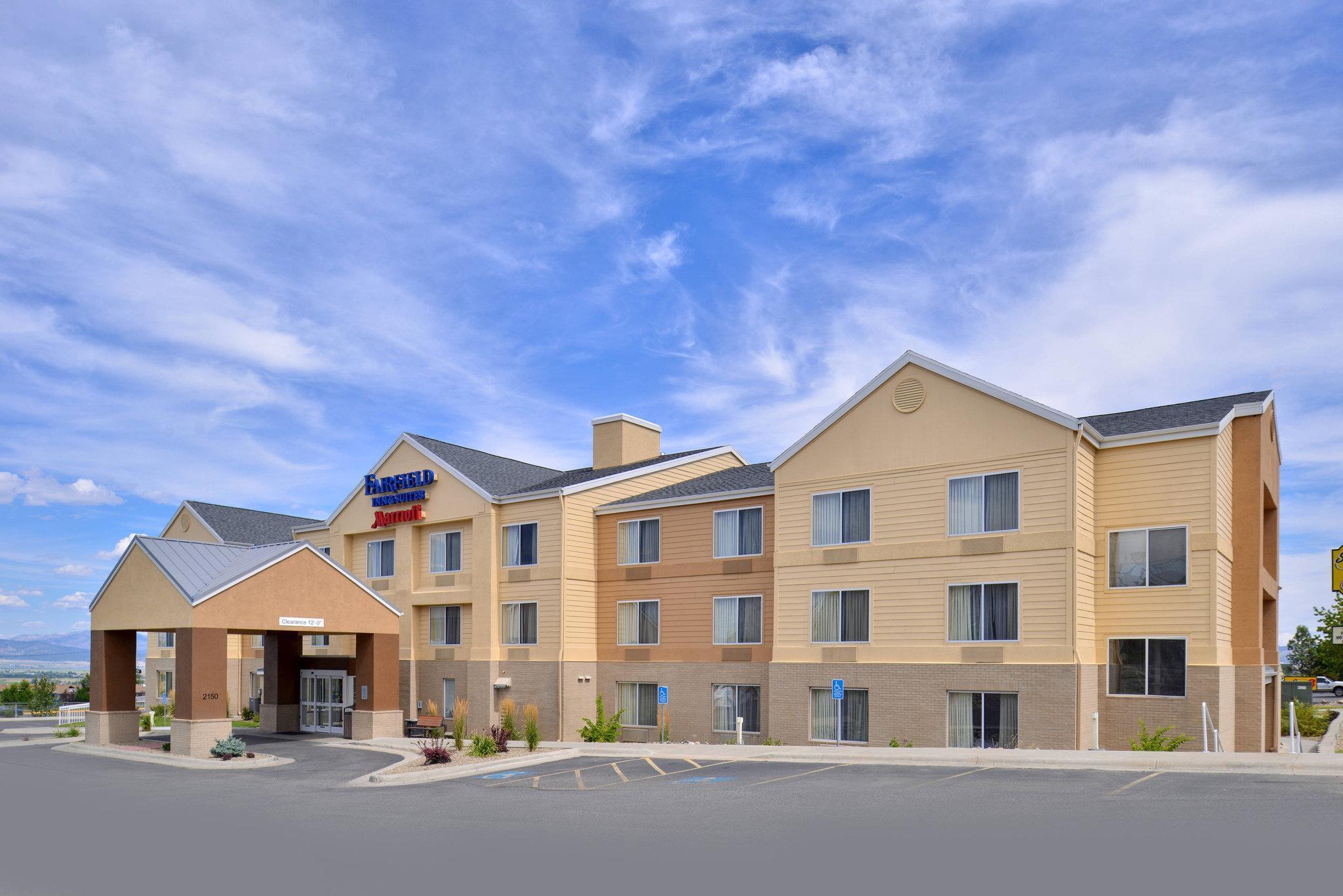 Fairfield Inn And Suites Helena