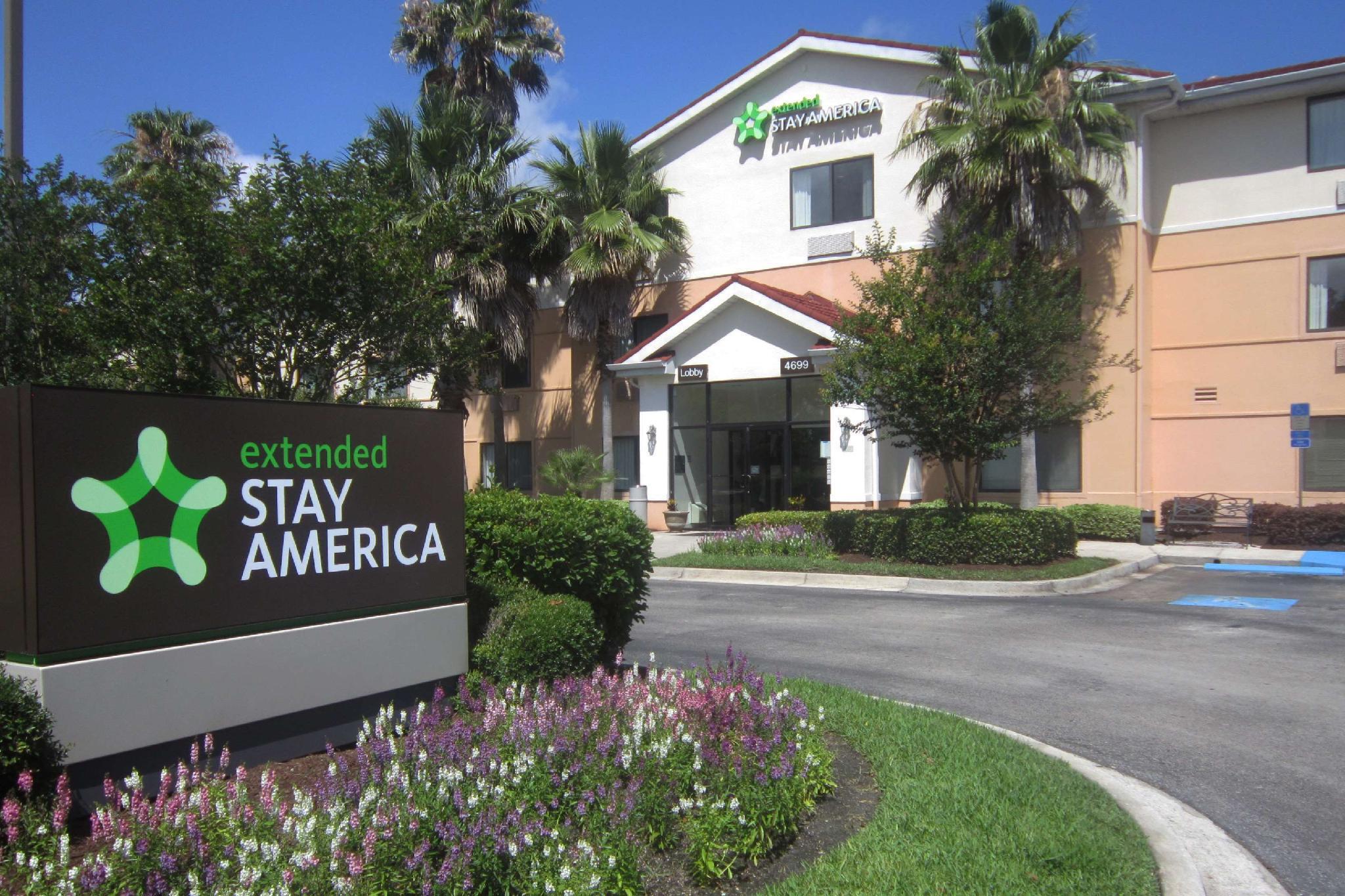 Extended Stay America Jacksonville Lenoir Avenue S