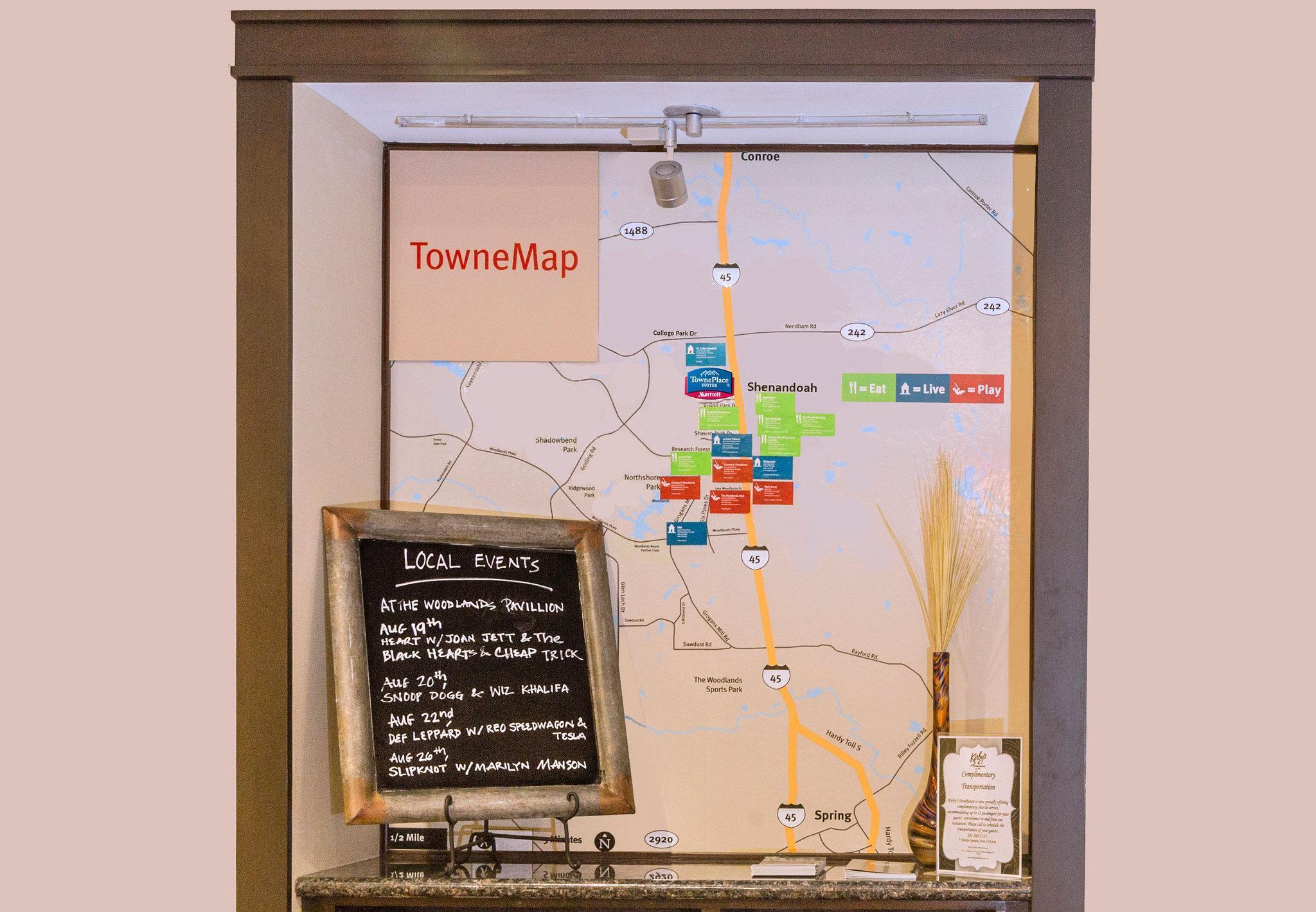 TownePlace Suites Houston North Shenandoah