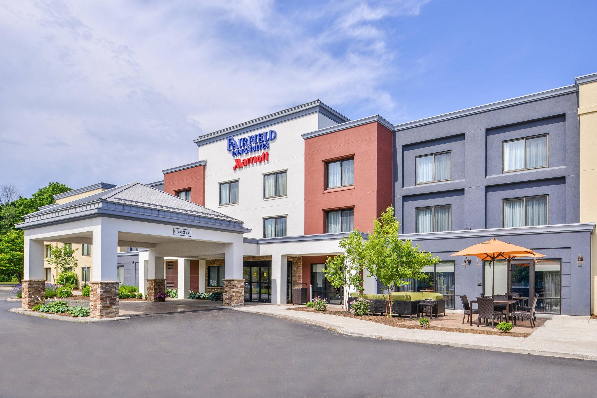 Fairfield Inn And Suites Rochester West Greece